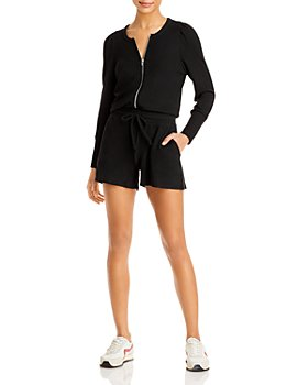 CHASER - Zip Up Romper