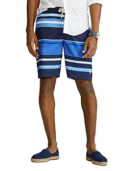 Polo Ralph Lauren - 8.5-Inch Kailua Striped Swim Trunks