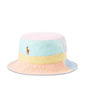 Polo Ralph Lauren - Oxford Color Block Bucket Hat