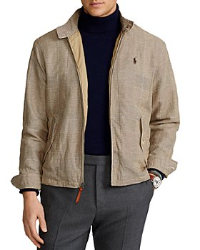 Polo Ralph Lauren - City Baracuda Plaid Linen Blend Twill Jacket