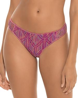 Mosaic Crochet Hipster Bikini Bottom