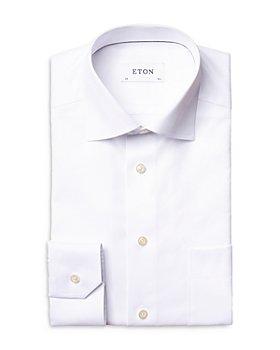 Eton - Signature Twill Classic Fit Dress Shirt