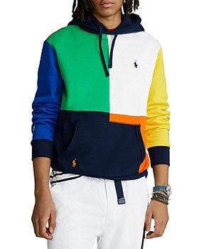 Polo Ralph Lauren - Colorblocked Fleece Hoodie