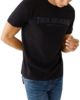 True Religion - Arch Graphic Logo Tee
