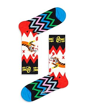 x Bowie Electric Tiger Socks