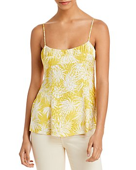Rebecca Taylor - Ruched Tank Top