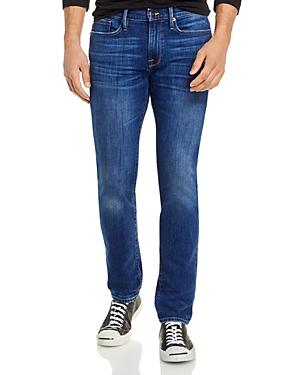 Frame L'Homme Skinny Fit Jeans in Jenson