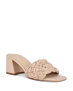 Marc Fisher Women's Nahea Block Heel Sandals