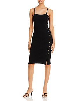 FRENCH CONNECTION - Reshmi Baby Ribbed Jersey Dress