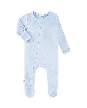 PAIGELAUREN - Unisex Asymmetrical Zip Footie - Baby