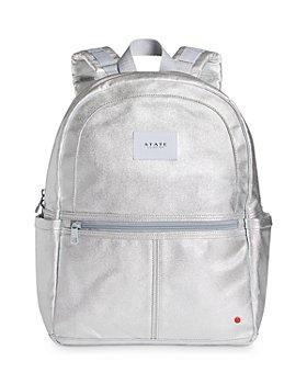 STATE - Kids' Kane Metallic Backpack