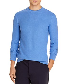 Theory - Riland Piqué Eco Breach Sweater