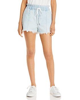 Pistola - Cooper Paperbag Waist Shorts