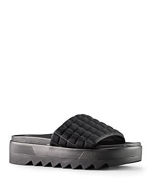 Women's Perla Embossed Platform Sandals