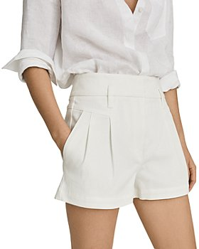 REISS - April Pleated Shorts