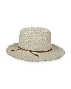 Hat Attack - Fringe Travel Hat