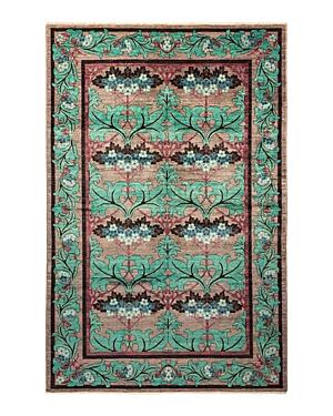 Bloomingdale's Arts & Crafts M1701 Area Rug, 6'1 x 9'4