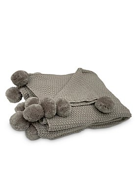 AMRAPUR - Modern Threads Knitted Throw (57% off) - Comparable value $69.99