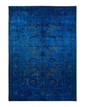 """Bloomingdale's - Transitional M1868 Area Rug, 9'10"""" x 13'10"""" - 100% Exclusive"""