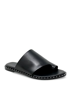 Charles David - Women's Trina Slip On Studded Sandals