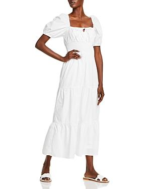 Rene Tiered Midi Dress