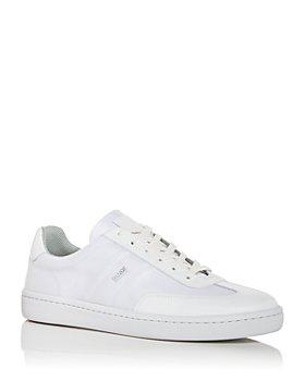 BOSS - Men's Ribeira Tenn Low Top Sneakers