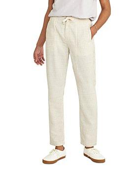 Wax London - Alston Slim Fit Striped Pants