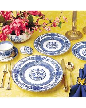 Mottahedeh - Imperial Blue Dessert Bowl