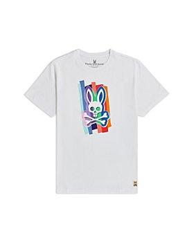 Psycho Bunny - Boys' Graphic Tee - Little Kid, Big Kid