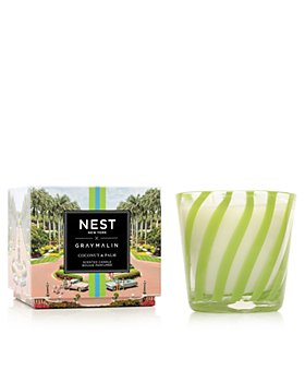 NEST Fragrances - Gray Malin Summer Collection Coconut & Palm 3-Wick Candle 21.2 oz.