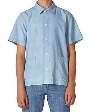 A.p.c. x Rth Santal Short-Sleeve Shirt