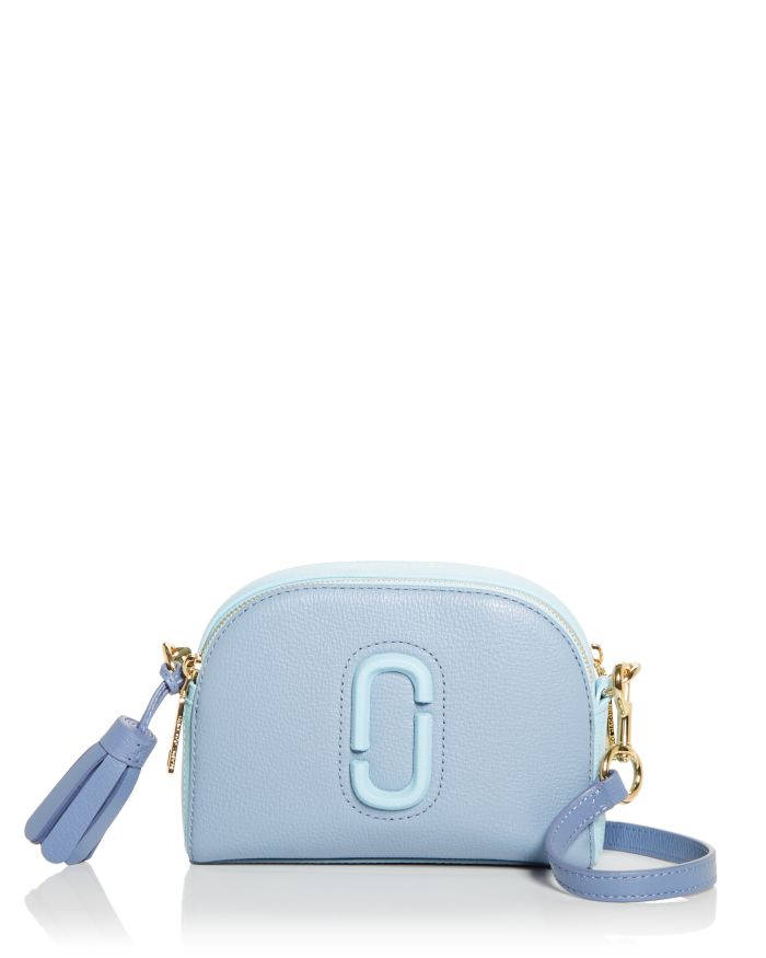 MARC JACOBS MARC JACOBS Shutter Leather Crossbody  | Bloomingdale's