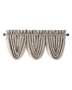 Waterford - Andria Waterfall Valance Set