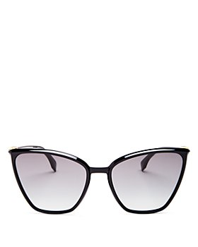 Fendi - Women's Cat Eye Sunglasses, 60mm