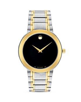 Movado - Stiri Two Tone Watch, 40mm