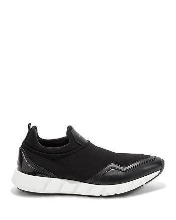 Salvatore Ferragamo - Men's Columbia Slip On Sneakers