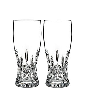 Waterford - Lismore Connoisseur Pint Glass, Set of 2