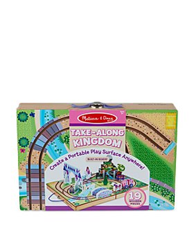 Melissa & Doug - Take-Along Kingdom - Ages 3+