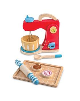 Tender Leaf Toys - Baker's Mixing Set Wooden Toy - Ages 3+