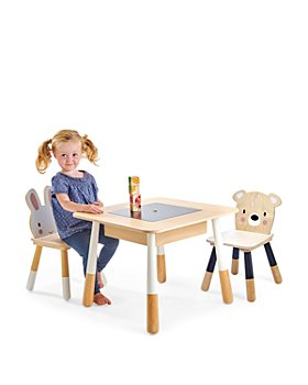 Tender Leaf Toys - Forest Table and Chairs Set - Ages 3+
