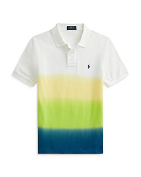 Ralph Lauren - Boys' Ombre Polo Shirt - Little Kid, Big Kid