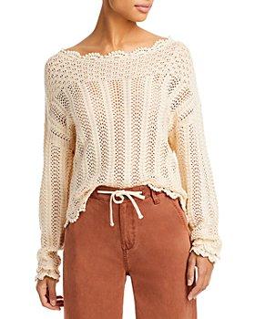 PAIGE - Kuzuyu Cotton Sweater