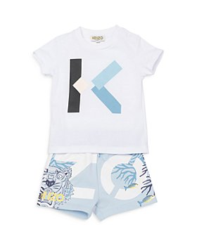 Kenzo - Boys' Cotton Tee & Shorts Set - Baby
