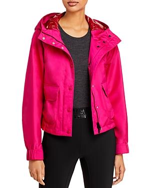 Moncler Cigue Short Hooded Jacket