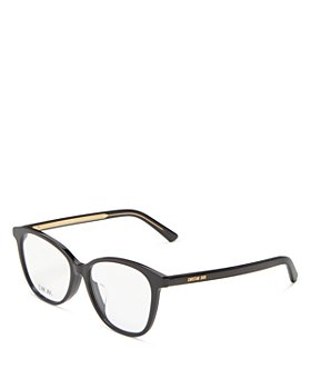 Dior - Women's Cat Eye Clear Glasses, 53mm
