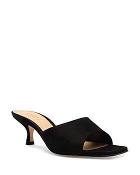 SCHUTZ - Women's Dethalia Slip On High Heel Sandals