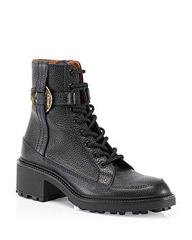 Chloé - Women's Darryl Ankle Boots