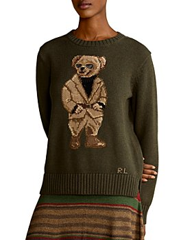 Ralph Lauren - Safari Polo Bear Sweater
