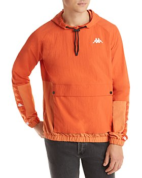 KAPPA - Hooded Pullover Anorak