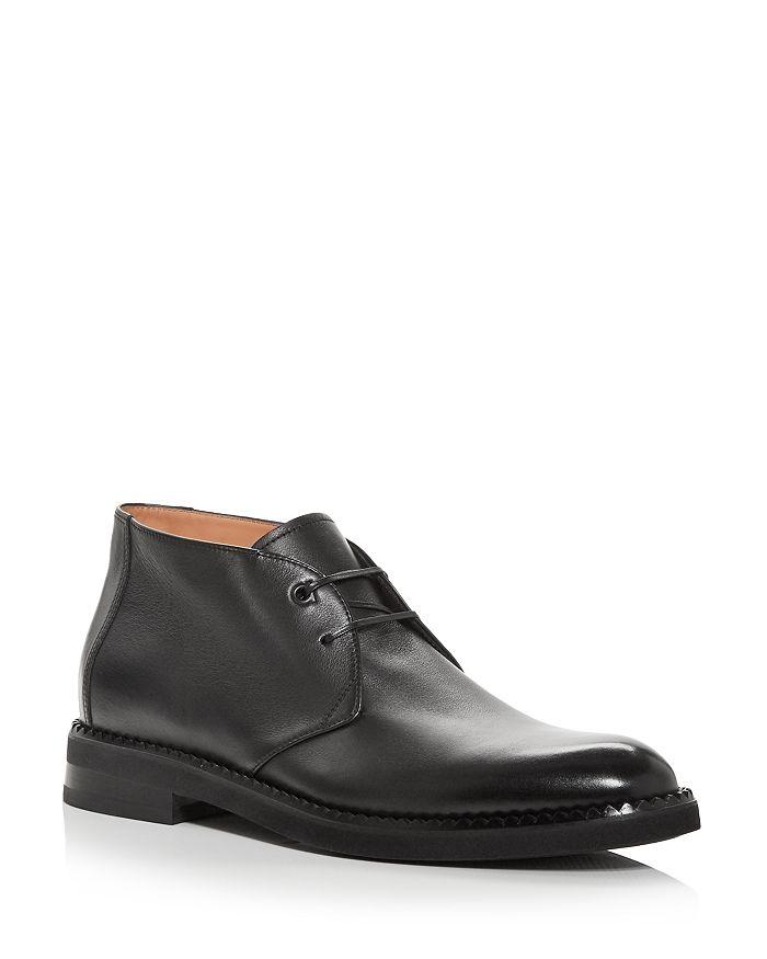 Salvatore Ferragamo - Men's Chukka Boots - Narrow